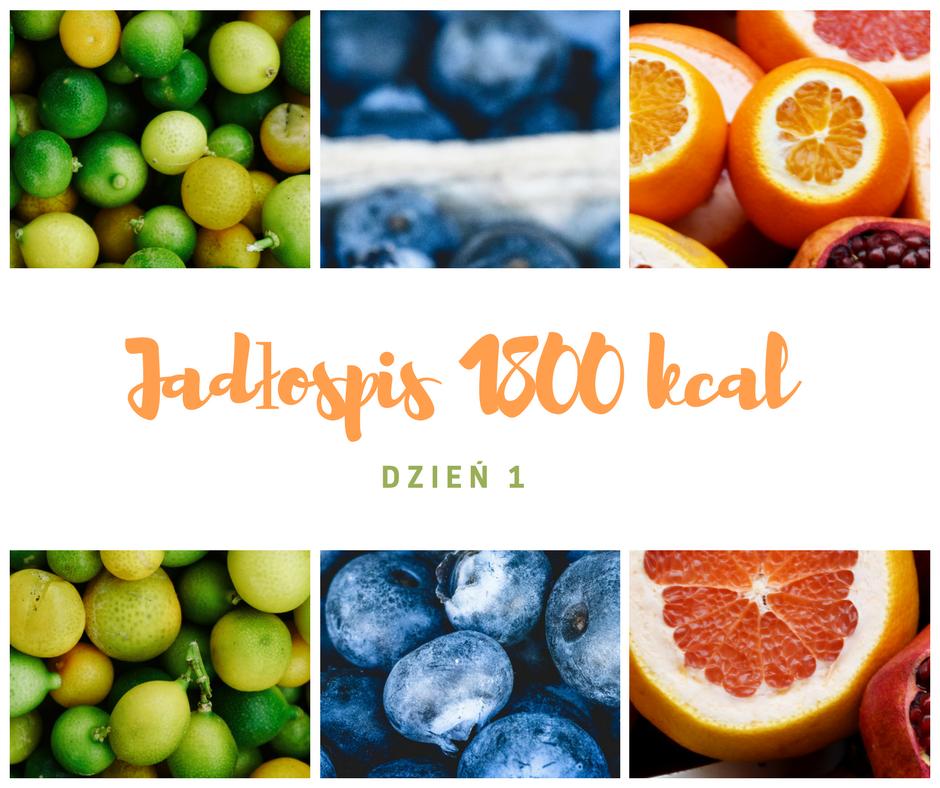 Dieta 1700 kcal - przykładowe jadłospis. Jakie daje efekty?