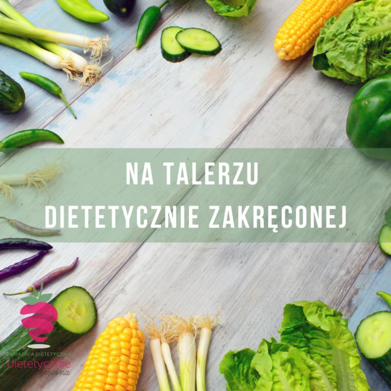 dietetyczne posilki, przepisy na zbilansowane posilki dietetyka
