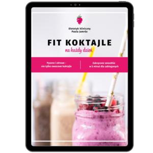 fit, bounty, koktajle, dietetyczne, zdrowe, szybkie